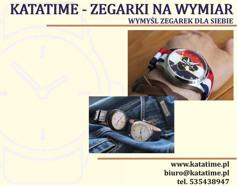 Zegarki na wymiar